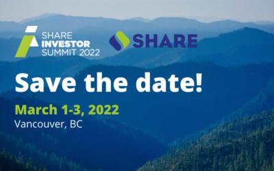 SHARE Investor Summit 2022